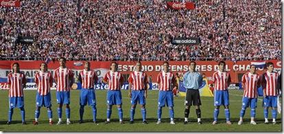 15-06-08 - CLAUDIO OCAMPO - DEPORTES PARAGUAY VS BRASIL