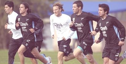 Seleccion Uruguay Copa America 2011