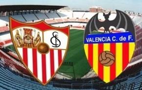 Ver Sevilla vs Valencia (Copa del Rey 2011-2012) en vivo y por Internet