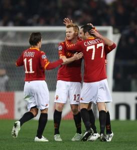 Shakhtar Donetsk v AS Roma, apuestas - Espaciodeportes.com