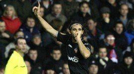 Goles Stoke City 0-1 Valencia