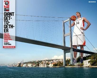 Turquia 2010 Afiche