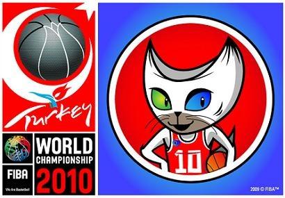 Turquia 2010 Logo Mascota
