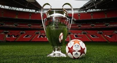 UEFA Champions Wembley