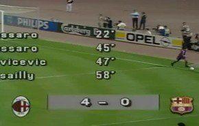 Ver en vivo y por Internet AC Milan vs Barcelona