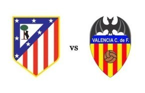 Ver Atletico de Madrid vs Valencia en vivo y por Internet