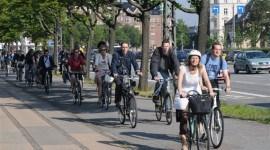Los beneficios de salir con la bicicleta