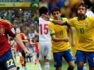 Goles Brasil España Final Copa confederaciones 2013