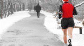 La mejor ropa para ir a correr en el invierno