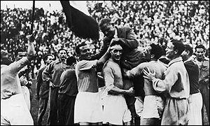 Italia campeona del Mundo 1934
