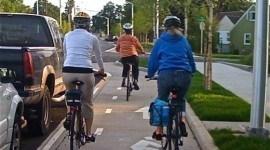 """Aceras """"blandas"""" para reducir los accidentes de bicicleta"""