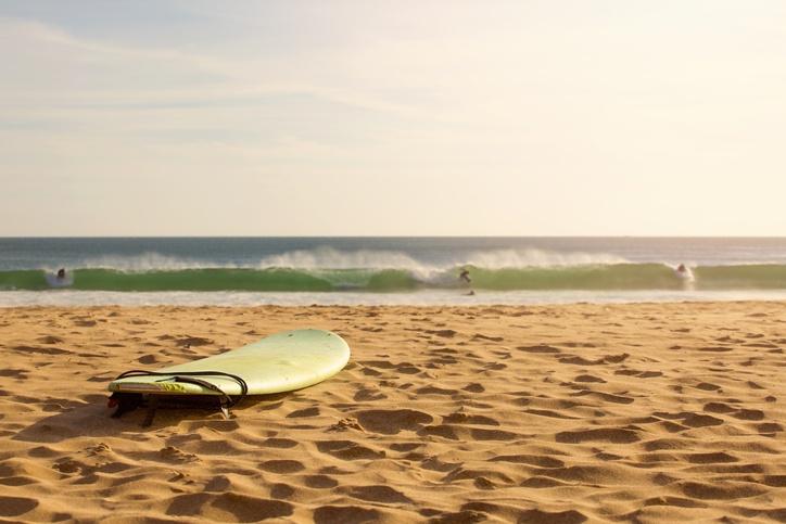 Como aprender a hacer surf nociones basicas tabla