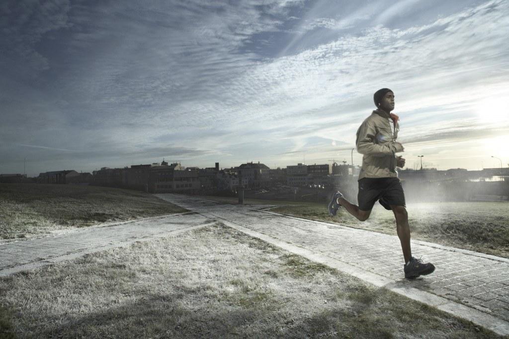 camisetas térmicas para correr