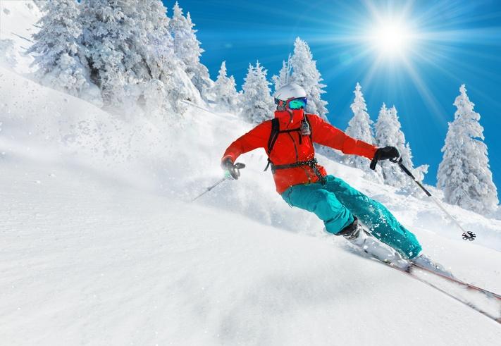 Cuales son los deportes de invierno bajada