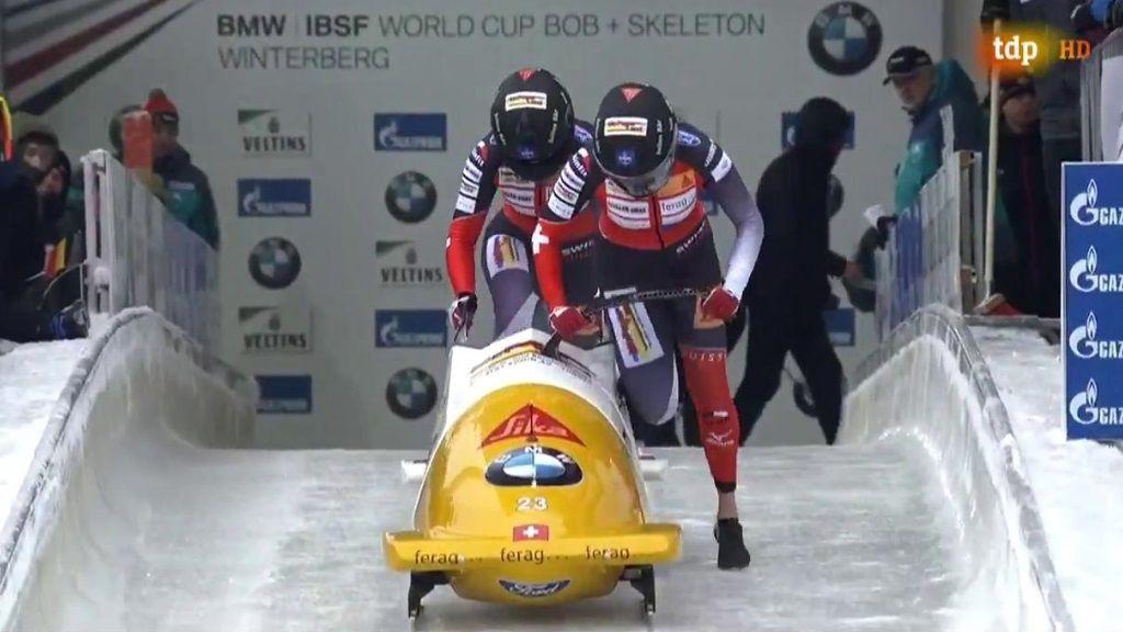 Cuales son los deportes de invierno  bobsleigh