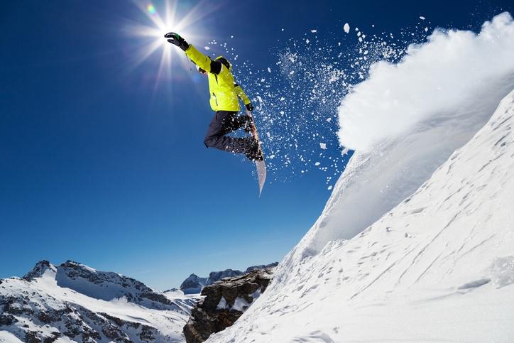 Cuales son los deportes de invierno esqui