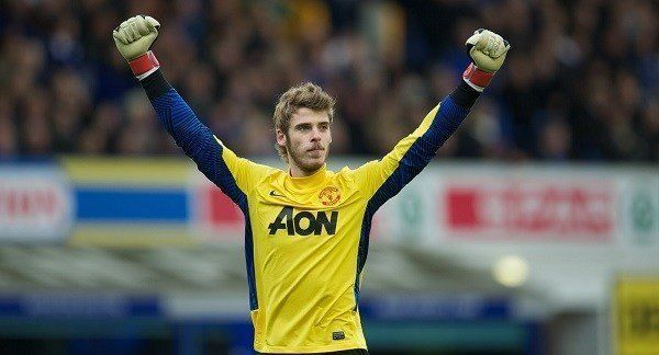 de gea fichajes  real madrid