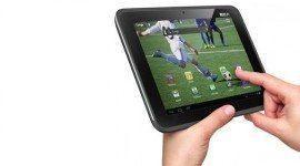 Cómo ver partidos de fútbol online en una Tablet