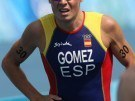 Javi Gómez Noya gana la plata en el triatlón