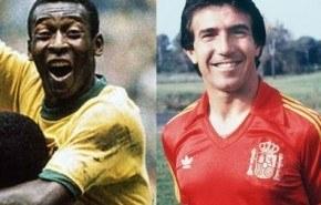 El historial de partidos entre Brasil Espana