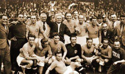 Italia Hungria 1938