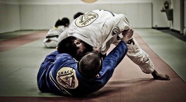 kiu jitsu brasileño