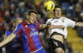Ver en vivo y por Internet Valencia vs Levante