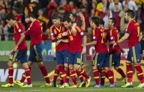 Lista Convocados Seleccion Española para el Mundial 2014