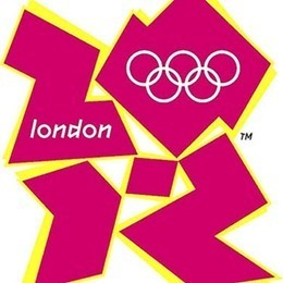 """** BEST QUALITY AVAILABLE ** In this photo released by the London 2012 organising committee, the  new logo for the 2012 London Olympics is seen Monday June 4 2007.  The bold jagged emblem based on the date """"2012"""" comes in a series of very bright shades of pink, blue, green and orange in a modern take on the Olympic colours. For the first time the same logo will be used for both the Olympic and Paralympic Games.  (AP Photo / London 2012, ho) ** UNITED KINGDOM OUT NO SALES NO ARCHIVE **"""