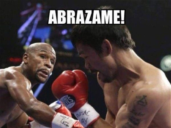 los-memes-del-combate-pacquiao-vs-mayweather-abrazame