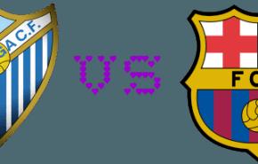 Ver Málaga vs Barcelona en vivo y por Internet