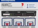 #Mecomprometo: Consigue entradas para la final de Eurobasket
