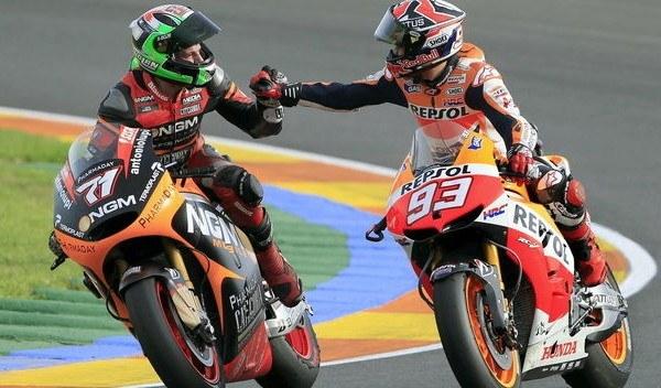 Grandes premios de motociclismo en España
