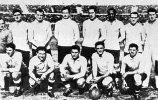Uruguay camepona mundia 1930