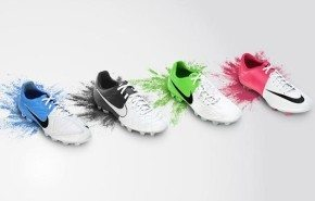"""Nike, """"My time is now"""""""