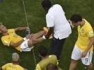 En Brasil están preocupados por Neymar y temen por lo que viene con Colombia