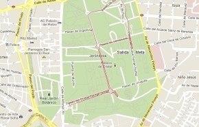 Carrera Popular de 10km en Madrid el 27 de Octubre de 2013 para recaudar fondos de Investigación