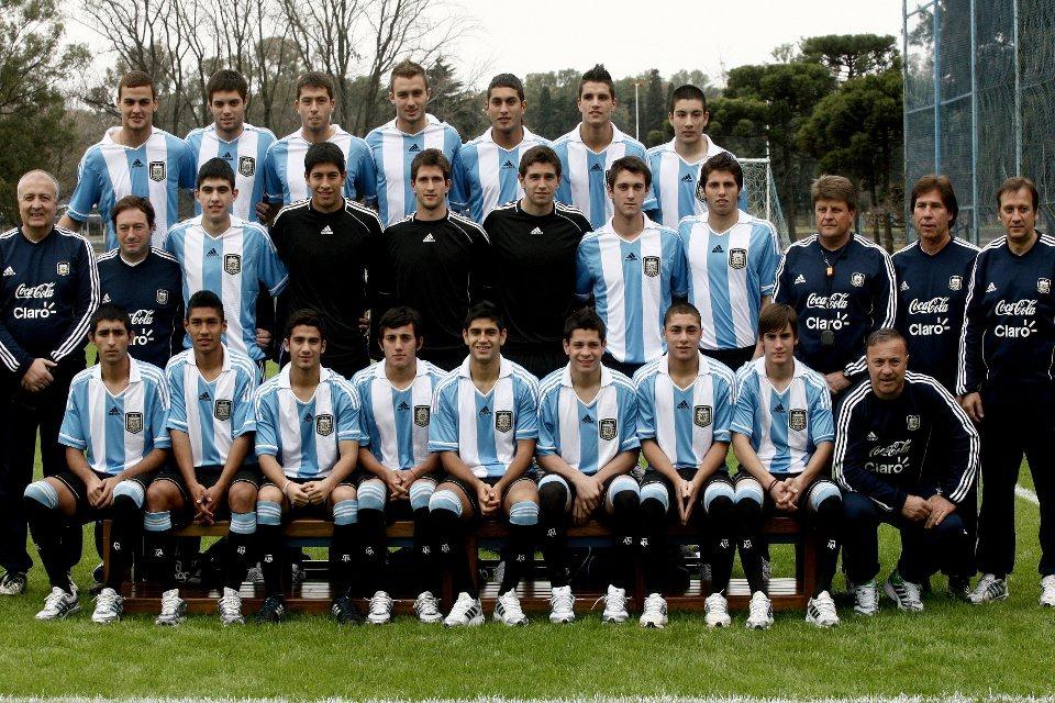 Mundial Sub 20: Lista Argentina Mundial Sub 20 2011