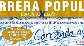 Corremos por Lucía: Carrera popular